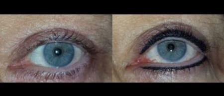Close-up-eyeliner